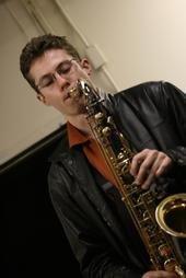 Black Saxophone