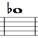 Saxophone Finger Chart Bb