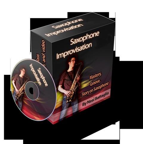 Saxophone Improvisation Class