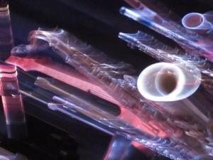 saxophone tuning